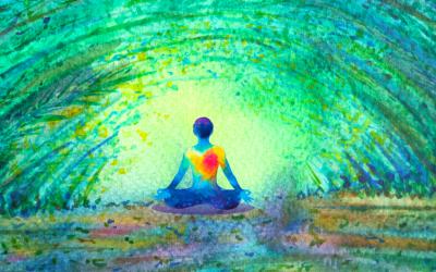 7 redenen om creatief te gaan mediteren